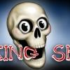 Talking Skull Banner