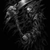 Skulls Tribal