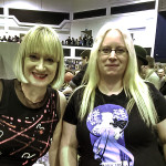 Me and Holly from Red Dwarf